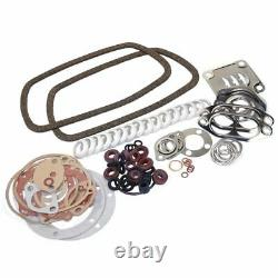 1835cc Air-cooled Vw Engine Rebuild Kit, Top End GTV-2 Heads And Pistons