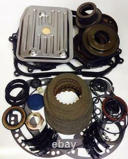 Audi 097 01N 4 Speed Automatic Transmission Deluxe Rebuild Kit