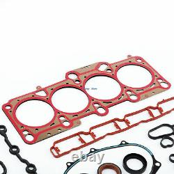 Cylinder Rebuild Overhaul Kit 20mm Fit For VW Golf EOS AUDI A3 A4 AXX BPY BWA