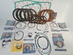 For VW Audi ZF5hp19 transmission overhaul rebuild kit with clutches