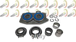 Gearbox Bearing and Seal Rebuild Kit for 02T 0AF 0AP 5 Speed VW Golf, Polo, Lupo