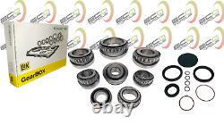 Gearbox Bearing and Seals Rebuild Kit for 0A5 6 Speed Volkswagen T5 Transporter