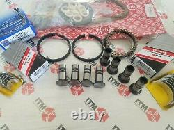 Volkswagen 1600CC Air Cooled Engine Rebuild Kit Rings Cam & Rod Brgs. 8-Lifters