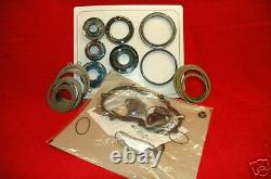 Vw Ag4-096 O1m Transmission Rebuild Kit With Frictions Steels & Pistons (l94-99)